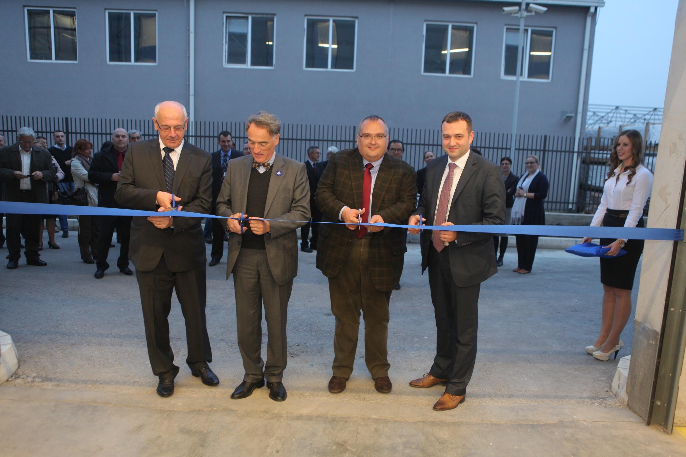 Svečano otvorena fabrika Elnos BL u Batajnici