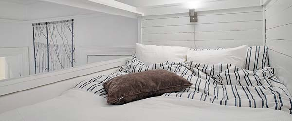 Spavajte u galeriji! Evo kako se smestiti u 44 kvadrata