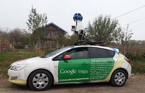 Gugl vozilo se izgubilo u urbanističkom haosu Kaluđerice
