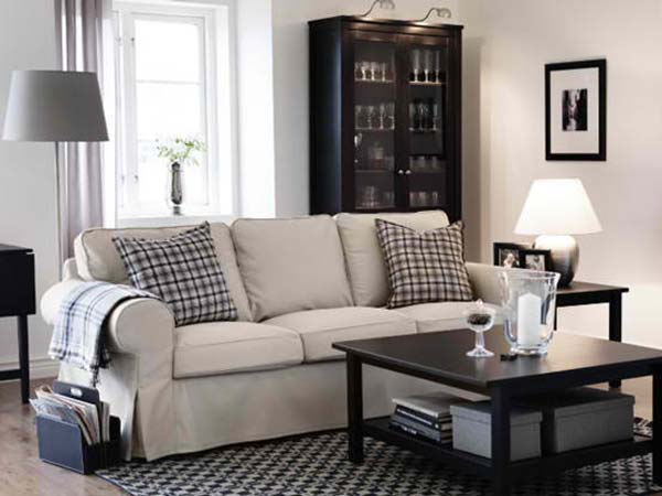 ure enje dnevne sobe name tajem iz ikee. Black Bedroom Furniture Sets. Home Design Ideas