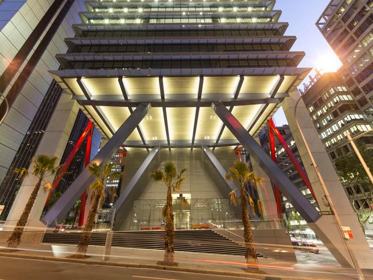 Novi orijentir Sidneja: Dinamički zelena kula