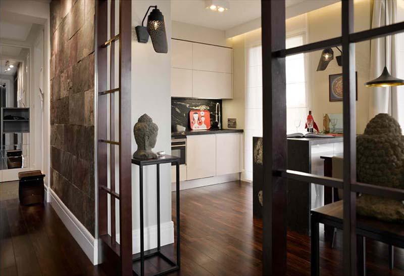 Uticaj istoka na dizajn enterijera savremenog stana