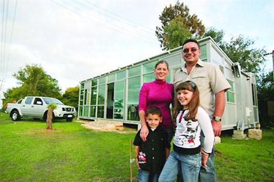 Instant kuća koja se podiže za manje od jednog minuta