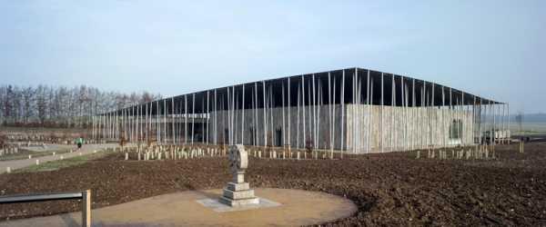 Kako izgleda novi Stonehenge centar