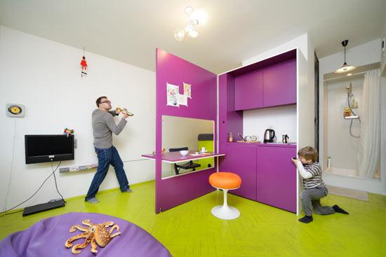 Kako je sređen mali stan za samo 6.000 evra
