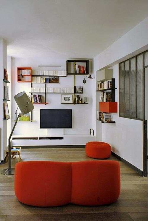 narandzasta sofa