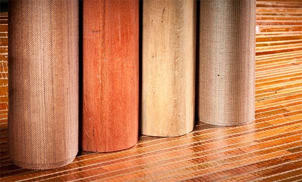 Tendencije: Jednobojne tapete u enterijeru