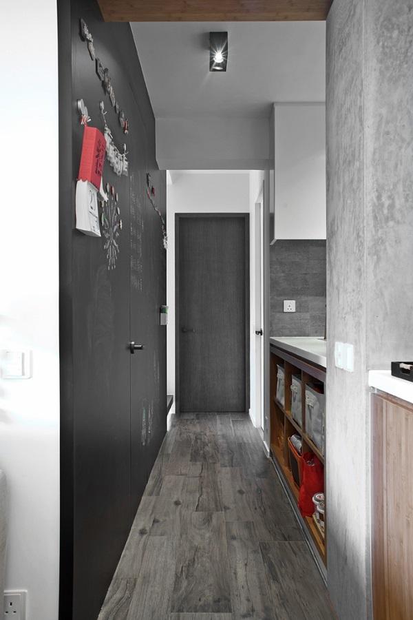 uredjenje hodnika