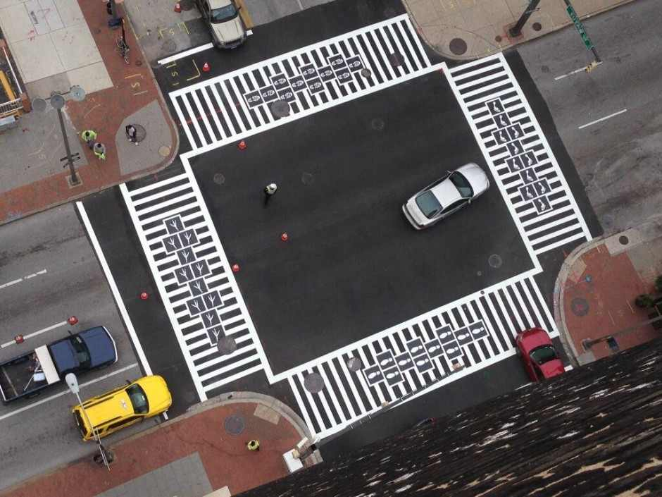 Zebra ide u penziju! Nove oznake pešačkih prelaza