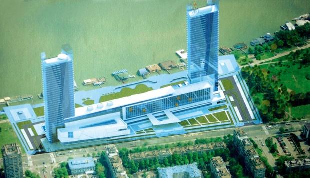Dunavska kapija: I Beograd dobija kule bliznakinje!
