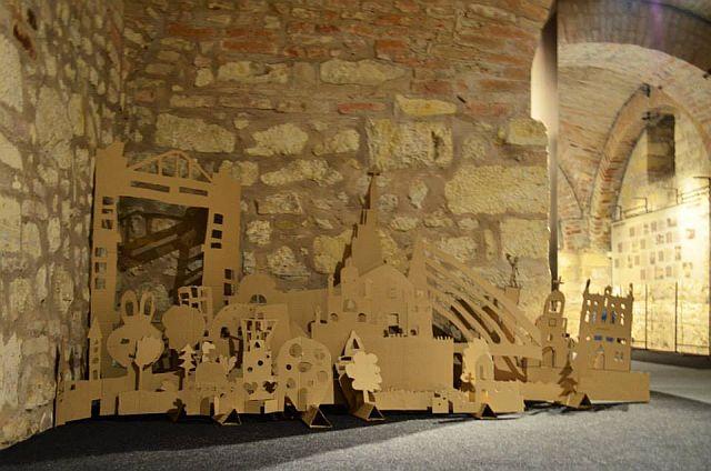 Arhitektonska radionica za decu u Beogradu