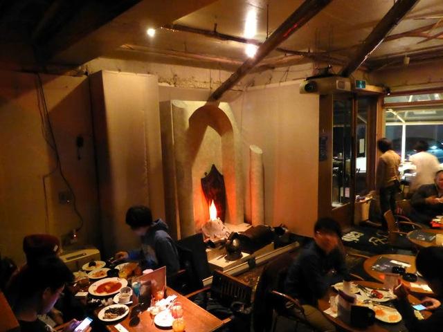 Enterijer kafića inspirisan igrom Dark Souls