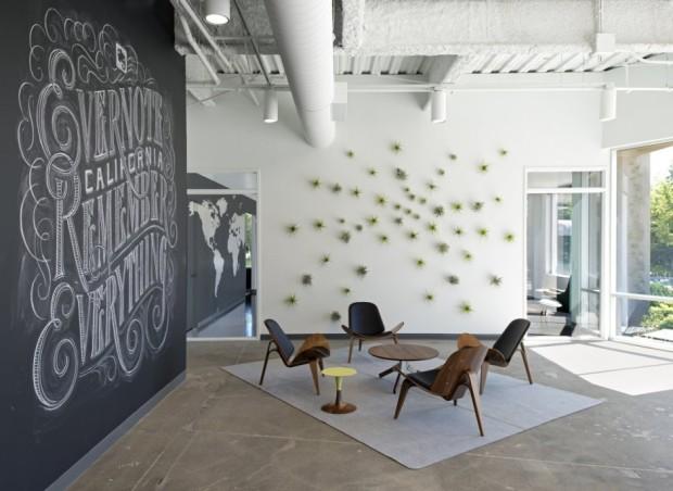 Zavirite u nove kancelarije kompanije Evernote