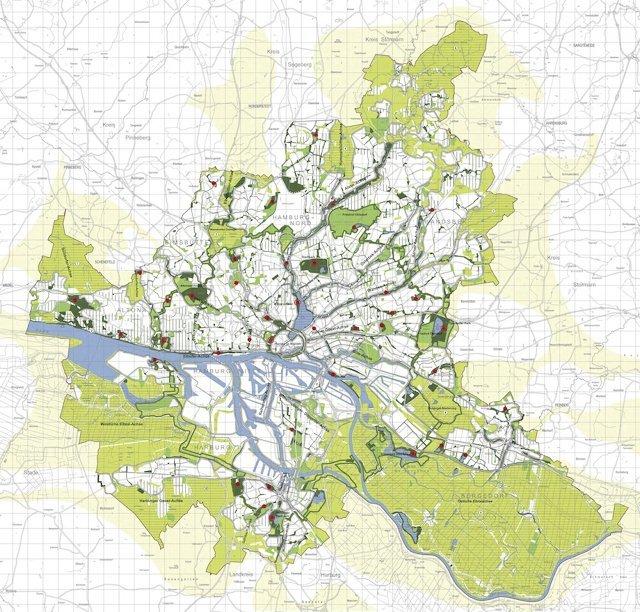Hamburg se rešava automobila u narednih 20 godina