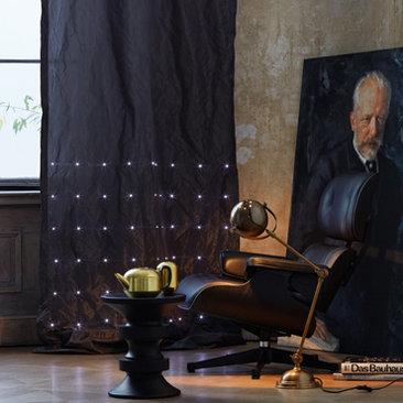 ive slike staklene sofe i led zavese najinteresantnije. Black Bedroom Furniture Sets. Home Design Ideas