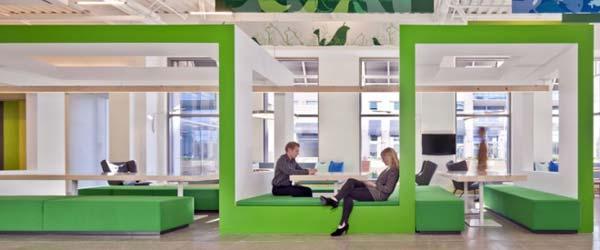 Pogledajte nove kancelarije Nokije koje mirišu na borovinu