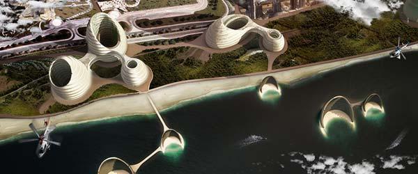 Kako vam se sviđaju organski gradovi budućnosti?