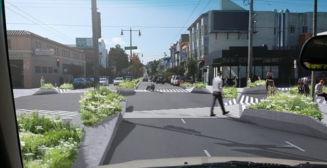 Pešački prelazi budućnosti: Neka ulice pripadaju pešacima a ne vozilima