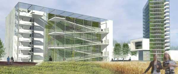 Kako bi mogla izgledati nova zgrada RTV-a