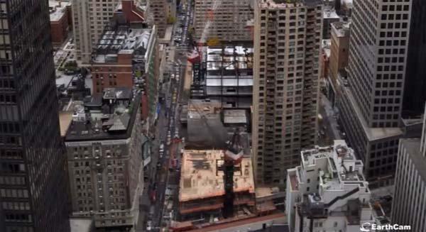 Pogledajte ubrzani snimak građenja najvišeg hotela u SAD