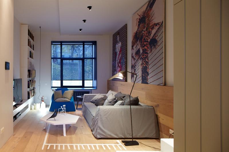 Kako urediti mali stan da izgleda luksuzno