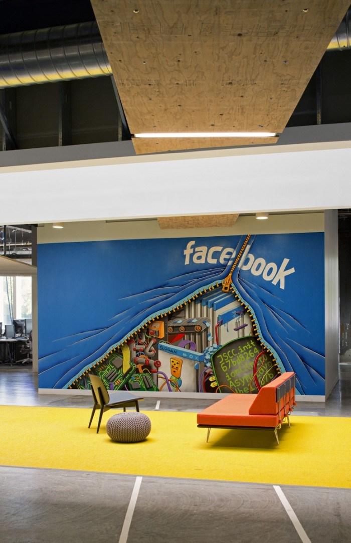 Facebook se smestio u novi kampus