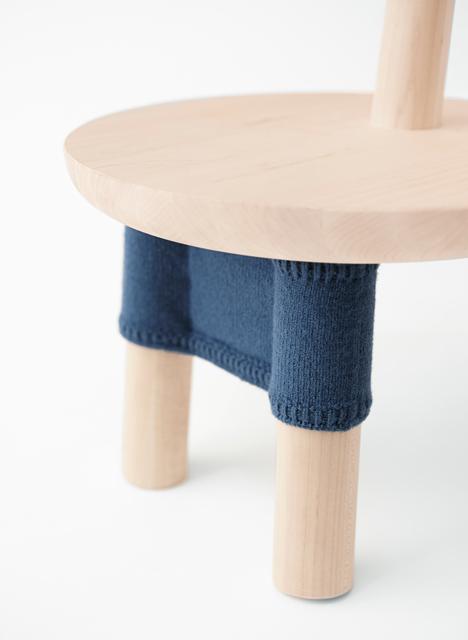 Stočići u džemperu: Nameštaj inspirisan Vini Puom