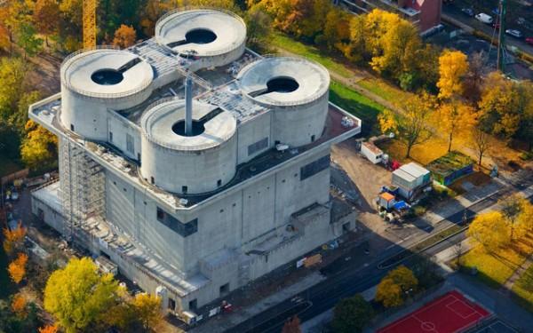 Energiebunker Wilhelmsburg