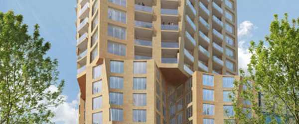 Istočni Berlin više neće biti isti: Frenk Geri podiže najvišu zgradu u gradu