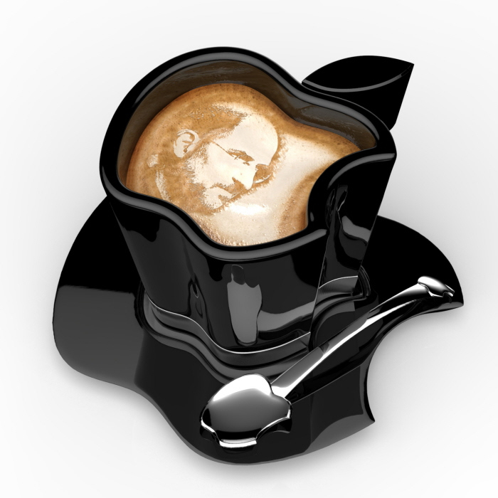 iCup: Šoljice za Apple fanove