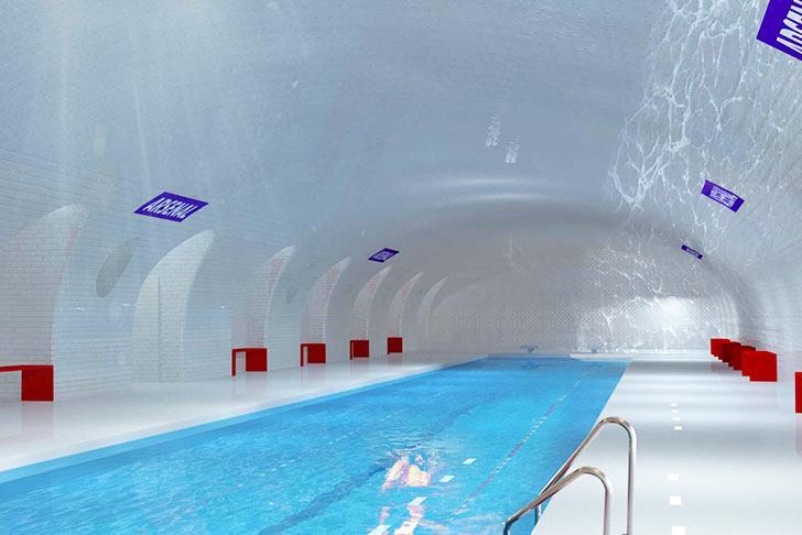 Napuštene pariske metro stanice pretvaraju se u pozorišta i bazene