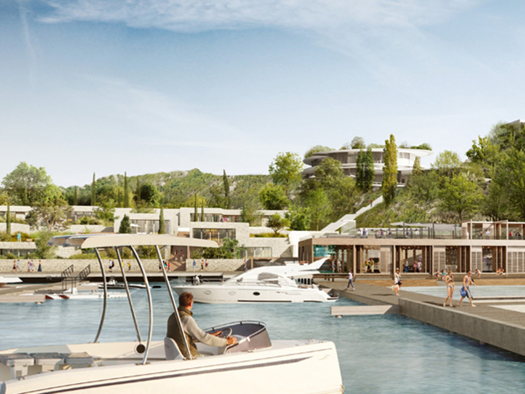 Kako će izgledati Skadarsko jezero do 2017.