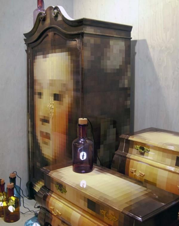trip pixel badin seletti