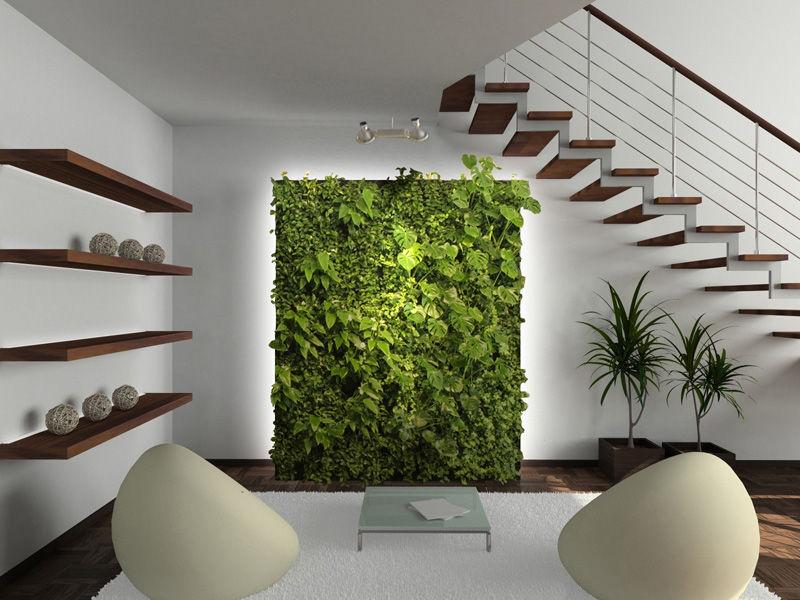 Zeleni zidovi: Od visećih vrtova do modernih instalacija