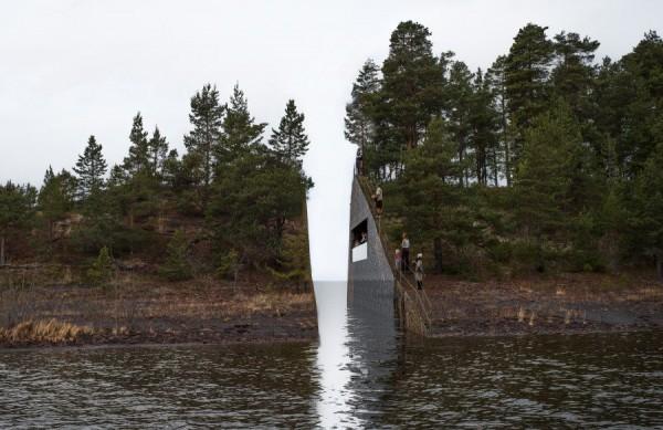 Norway-memorial-island-1