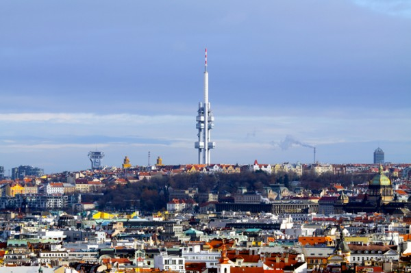 Prague-television-tower-one-room-hotel