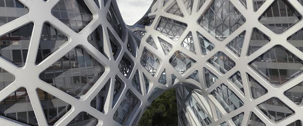 Zaha Hadid predstavila egzoskeletni hotel u Makau