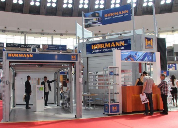 Posetite štand Hörmanna na Sajmu građevinarstva 2014.