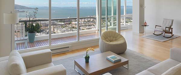 Raskoš minimalizama: Stan s pogledom na zaliv