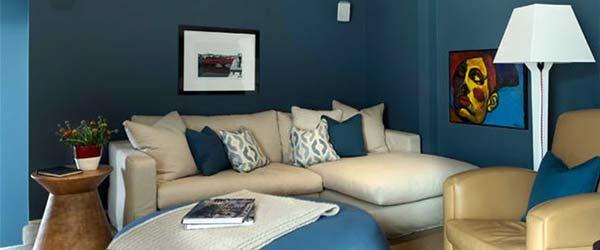 Mediteranski stil: nezaobilazna plava boja