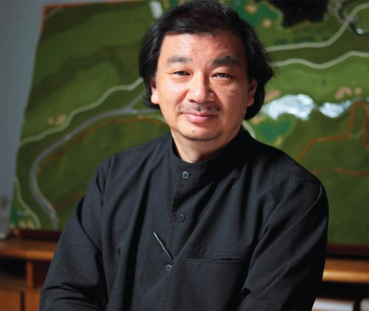 Shigeru Ban osvojio Prickerovu nagradu za 2014.