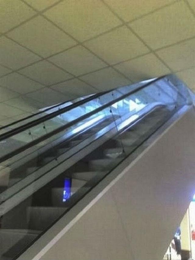 Kolekcija stepeništa koja ne vode nikud