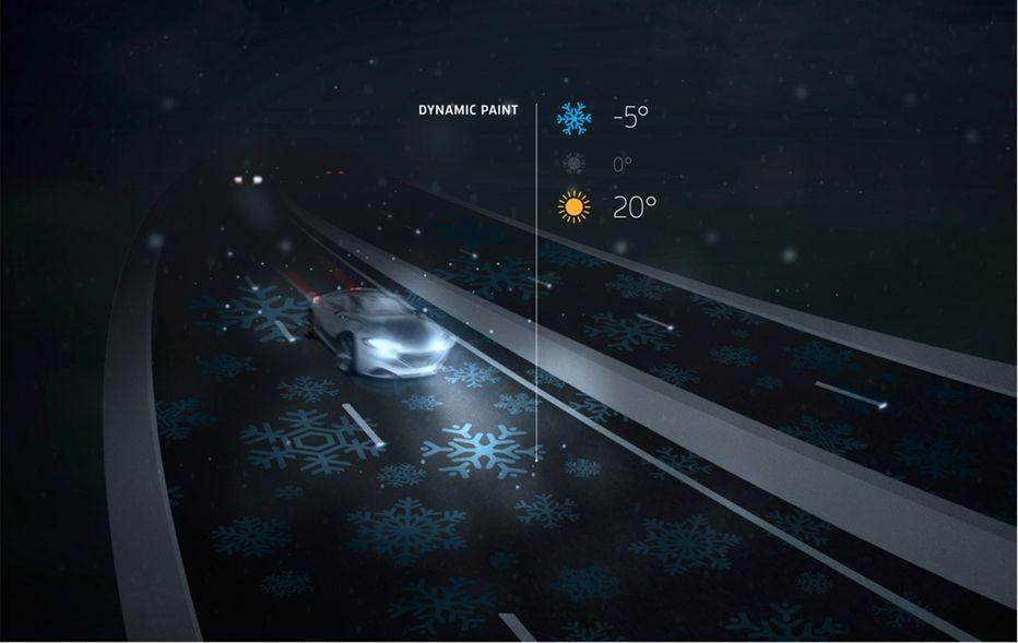 Auto-putevi koji svetle u mraku