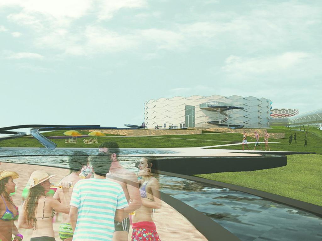 Pogledajte kako će izgledati akvapark na Paliću