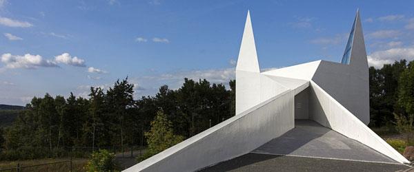 Crkva u Nemačkoj u obliku Betmena