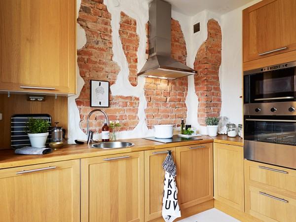drvena-kuhinja-i-opeka