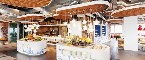 Bakini kolači ukrasili kancelarije Gugla u Amsterdamu