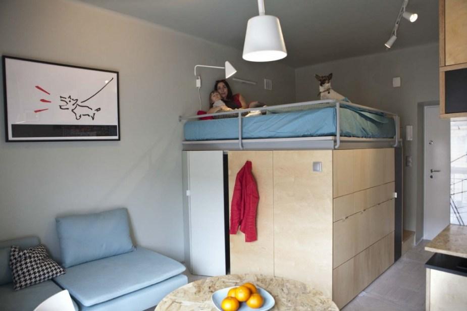 Život u 22 kvadrata: Mali stan s velikim idejama