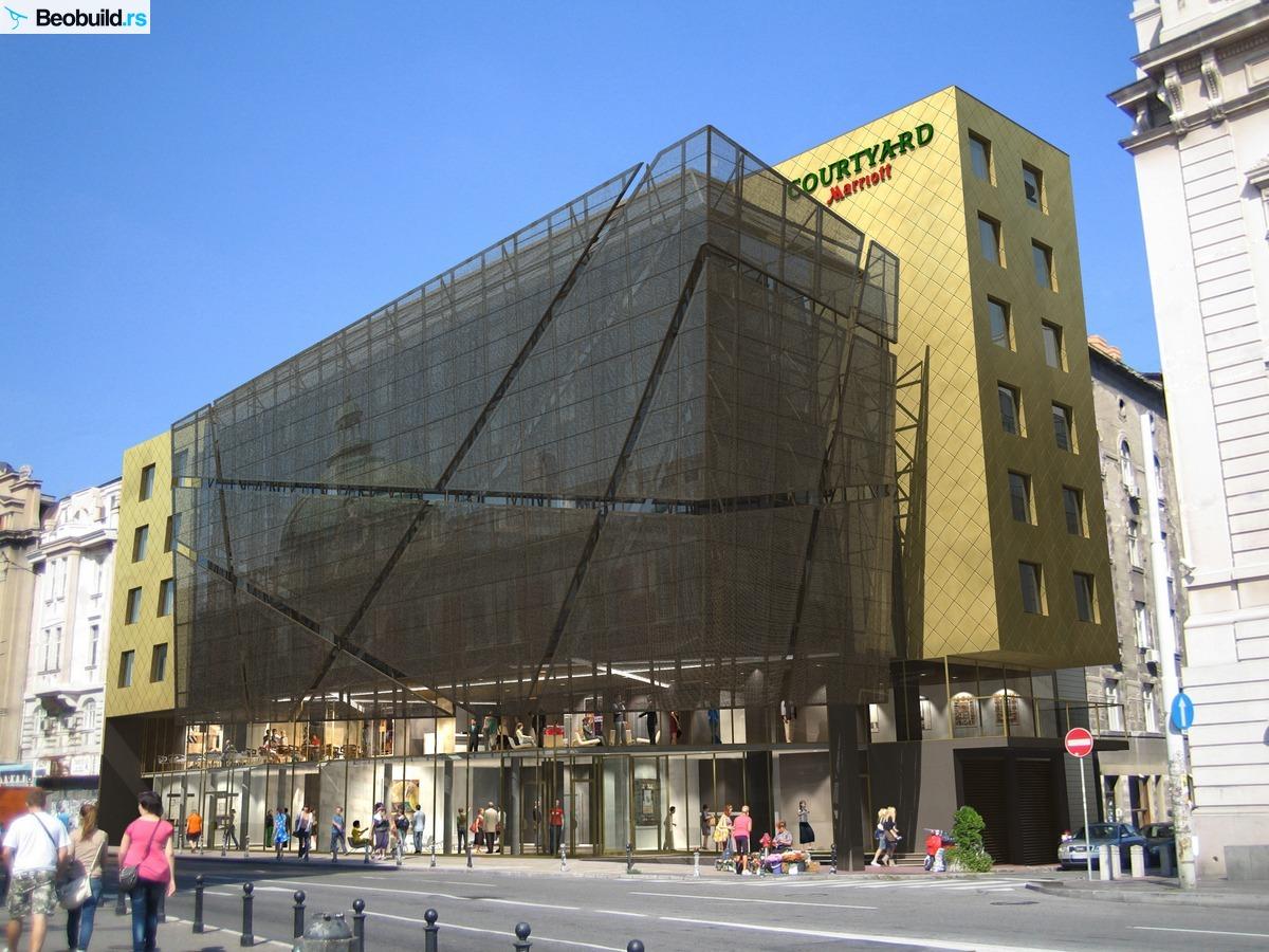 Počela izgradnja hotela Marriott u Beogradu