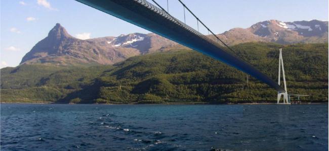 Novosadski VNG gradi most u Norveškoj